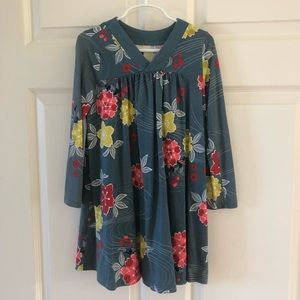 Other - New Tea Collection floral dress